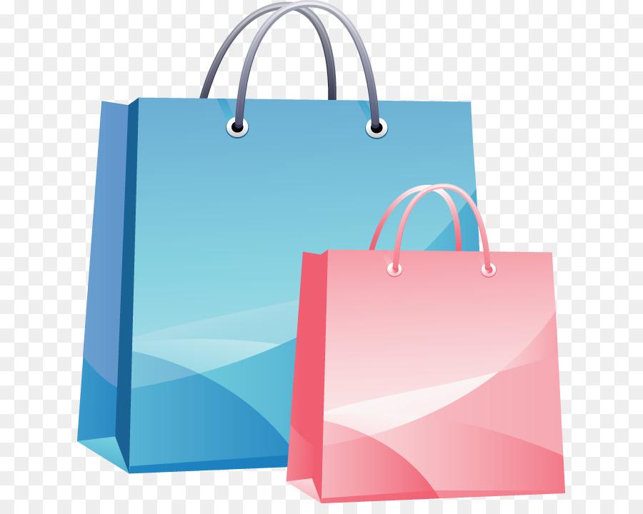 Shopping Bag png download.