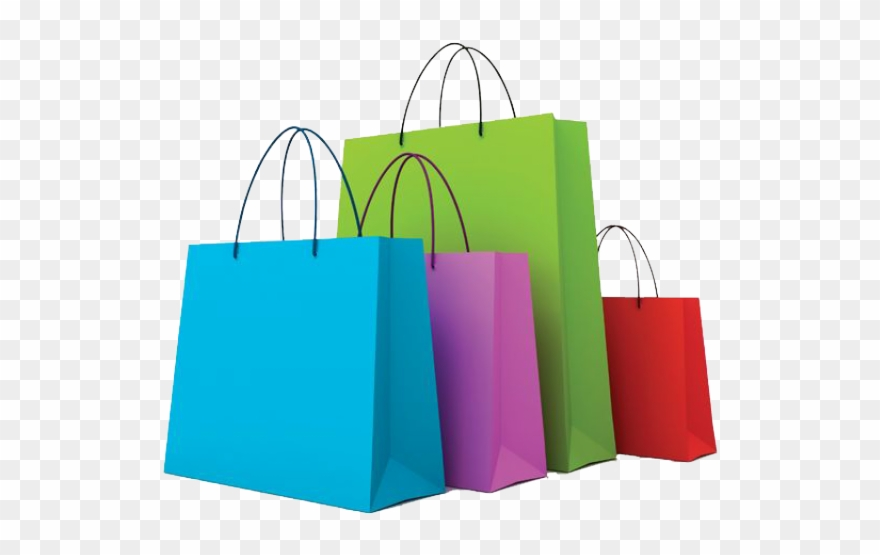 Shopping Bag Clipart Baggs.