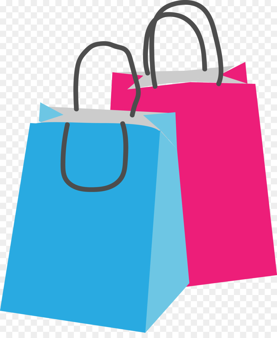 Black Friday Shopping Bag png download.