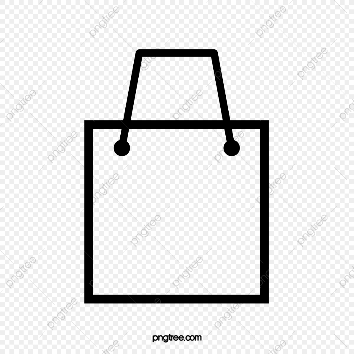 Shopping Bag, Bag Clipart, Creative Shopping Bags PNG.