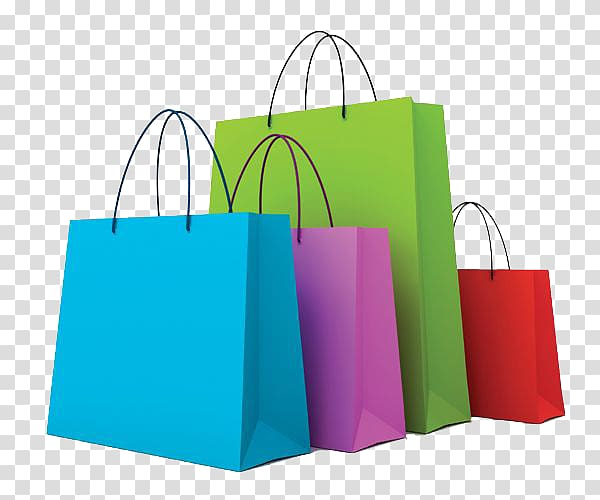 Shopping bag , Shopping Bag transparent background PNG.