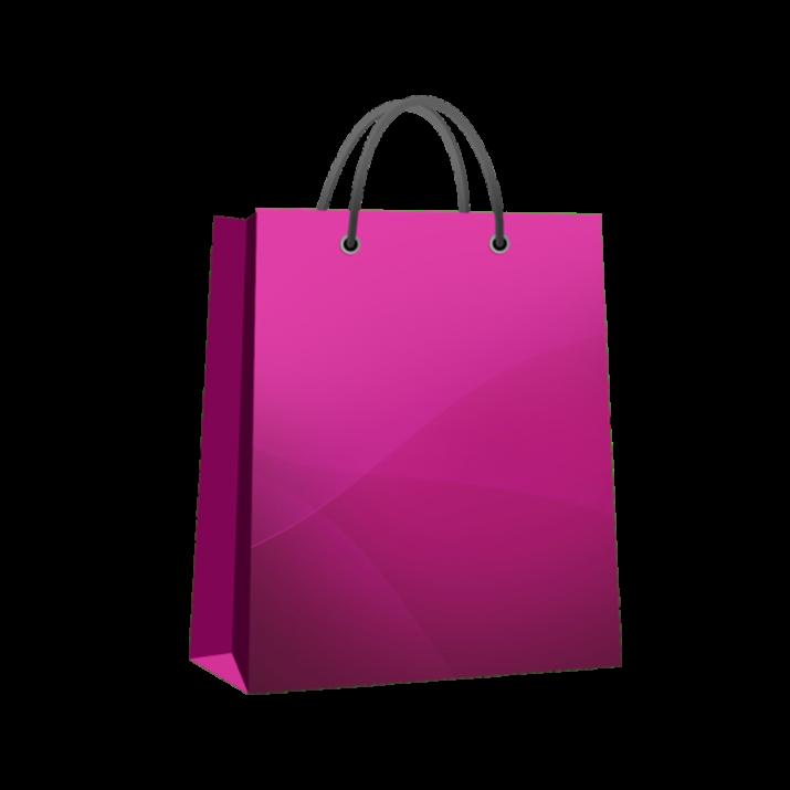 Shopping Bag PNG.