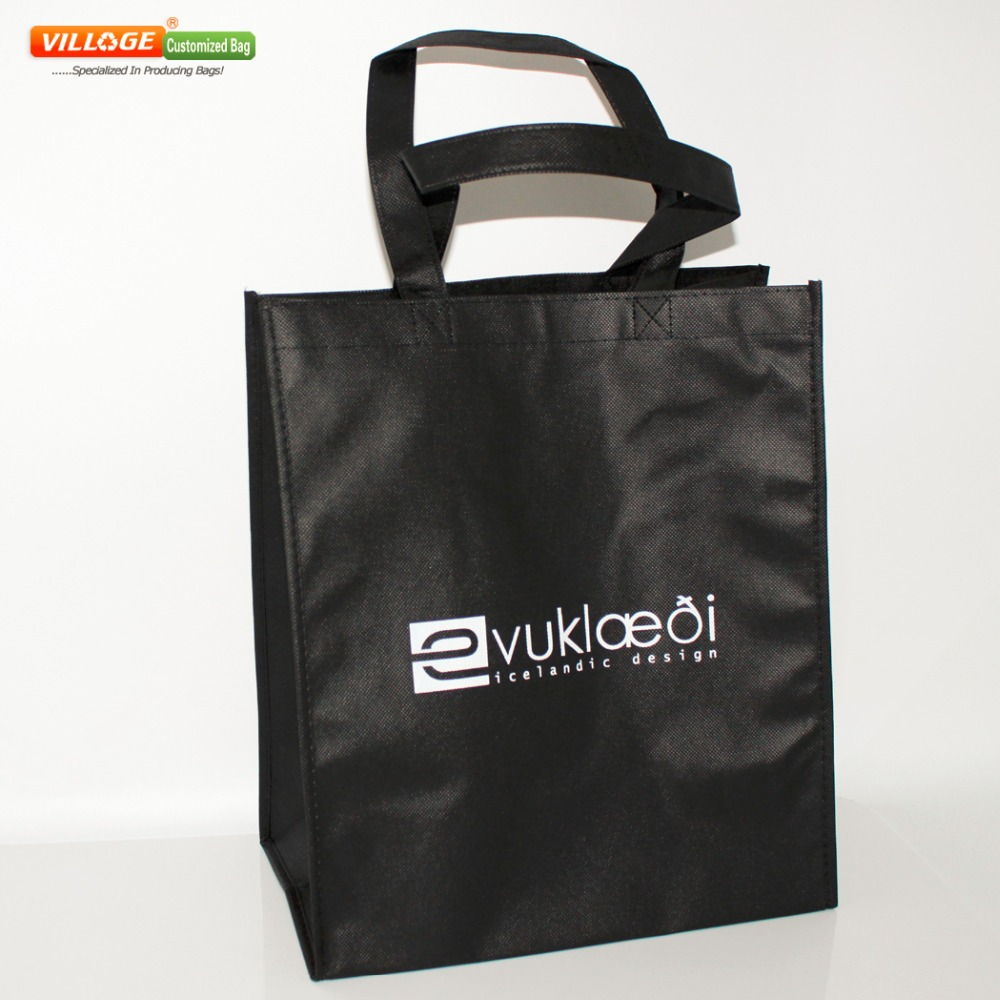 100PCS Free Custom Shopping Bags With Logo Online.