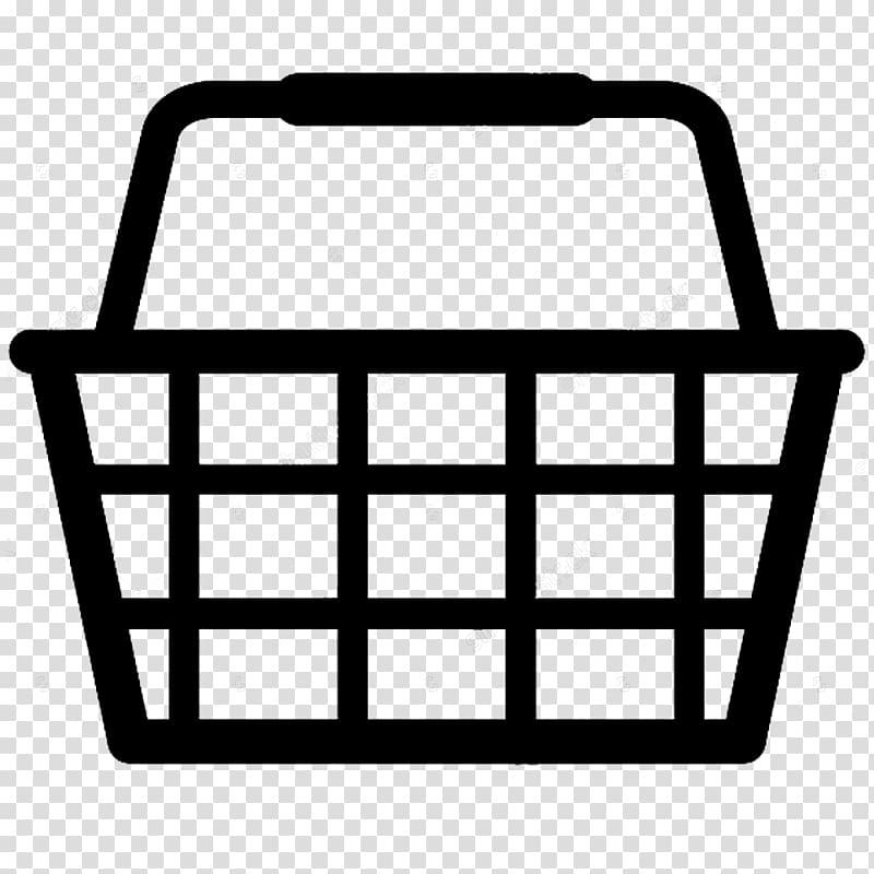 Shopping cart , shopping basket transparent background PNG.