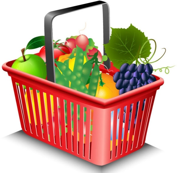 Shopping basket vector free vector download (1,718 Free vector.
