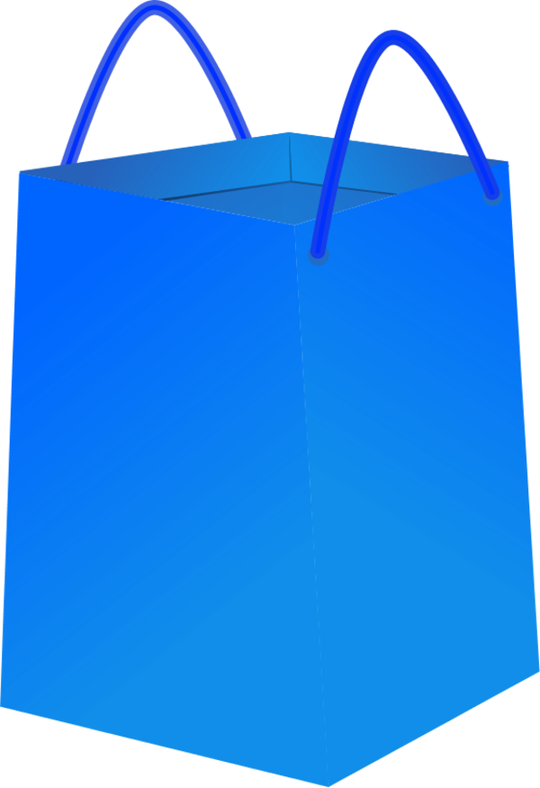Shopping Bags Clipart.