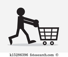 Shopping cart Clipart and Illustration. 28,809 shopping cart clip.