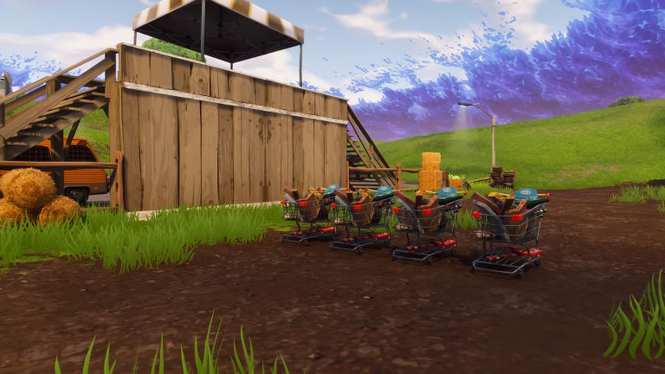 Shopping Carts Are Coming To \'Fortnite: Battle Royale\'.