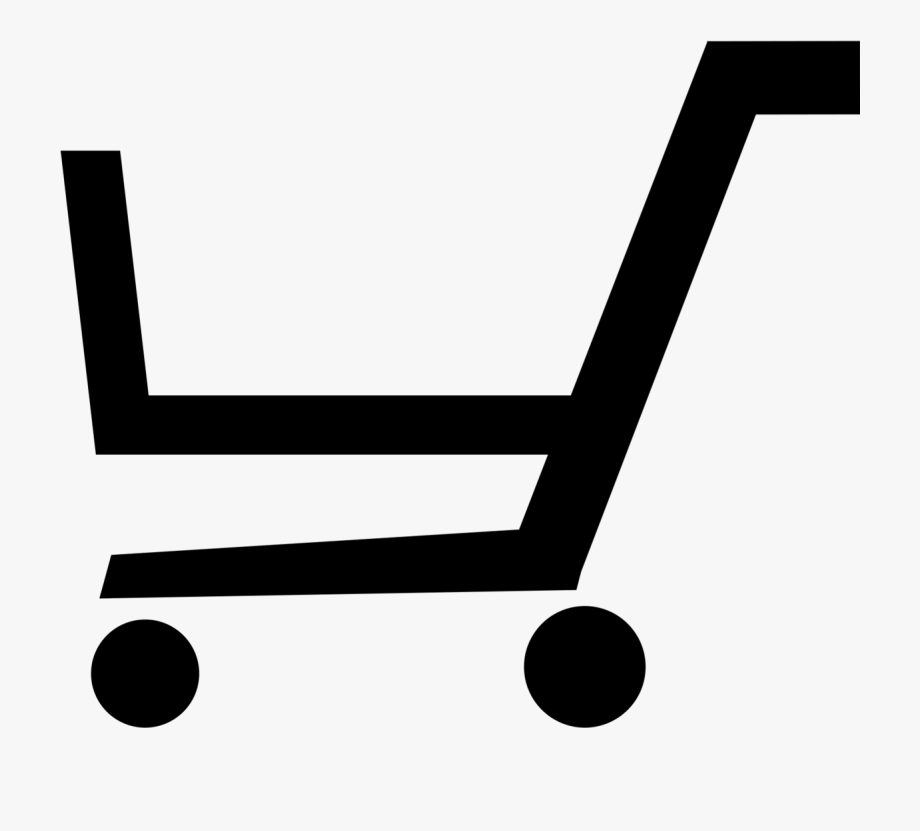 Svg Shop Trolley.