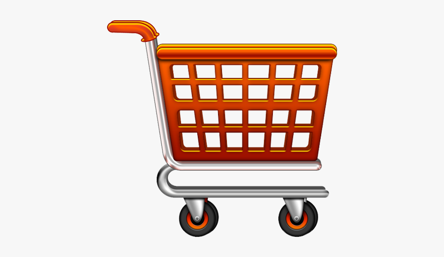 Download And Use Shopping Cart Png Image Without Background.