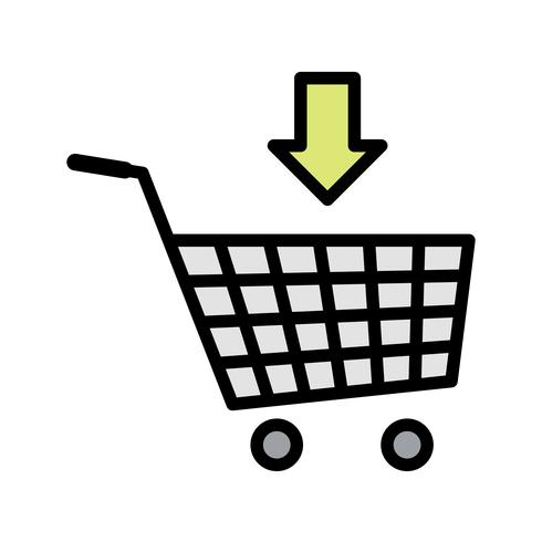Vector Add to Cart Icon.