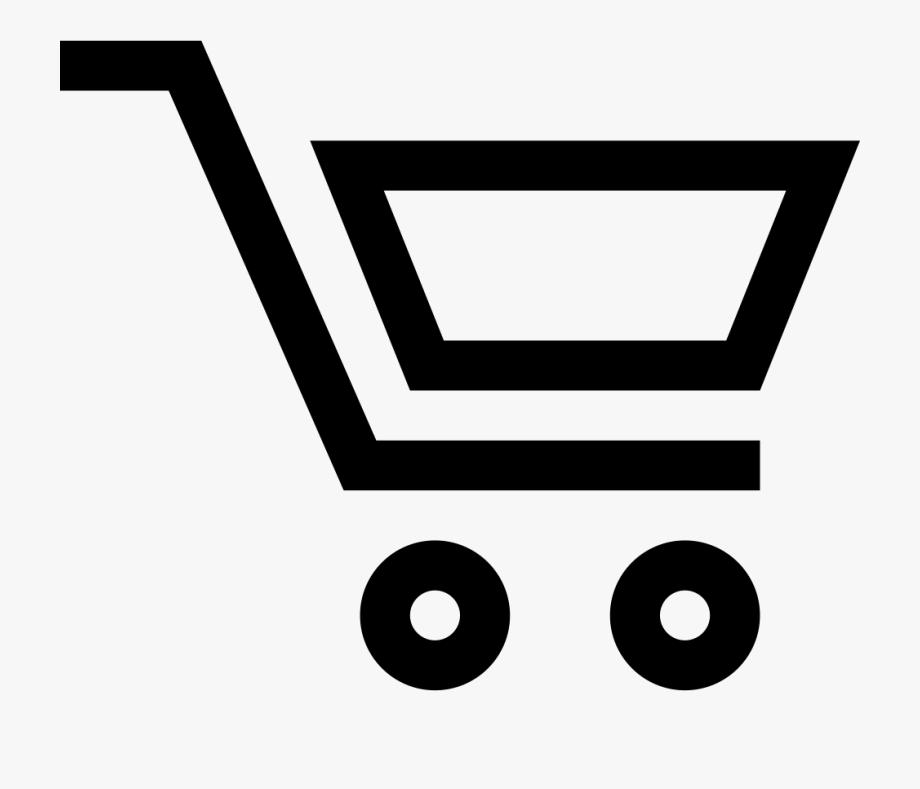 Shopping Cart Symbol For E.