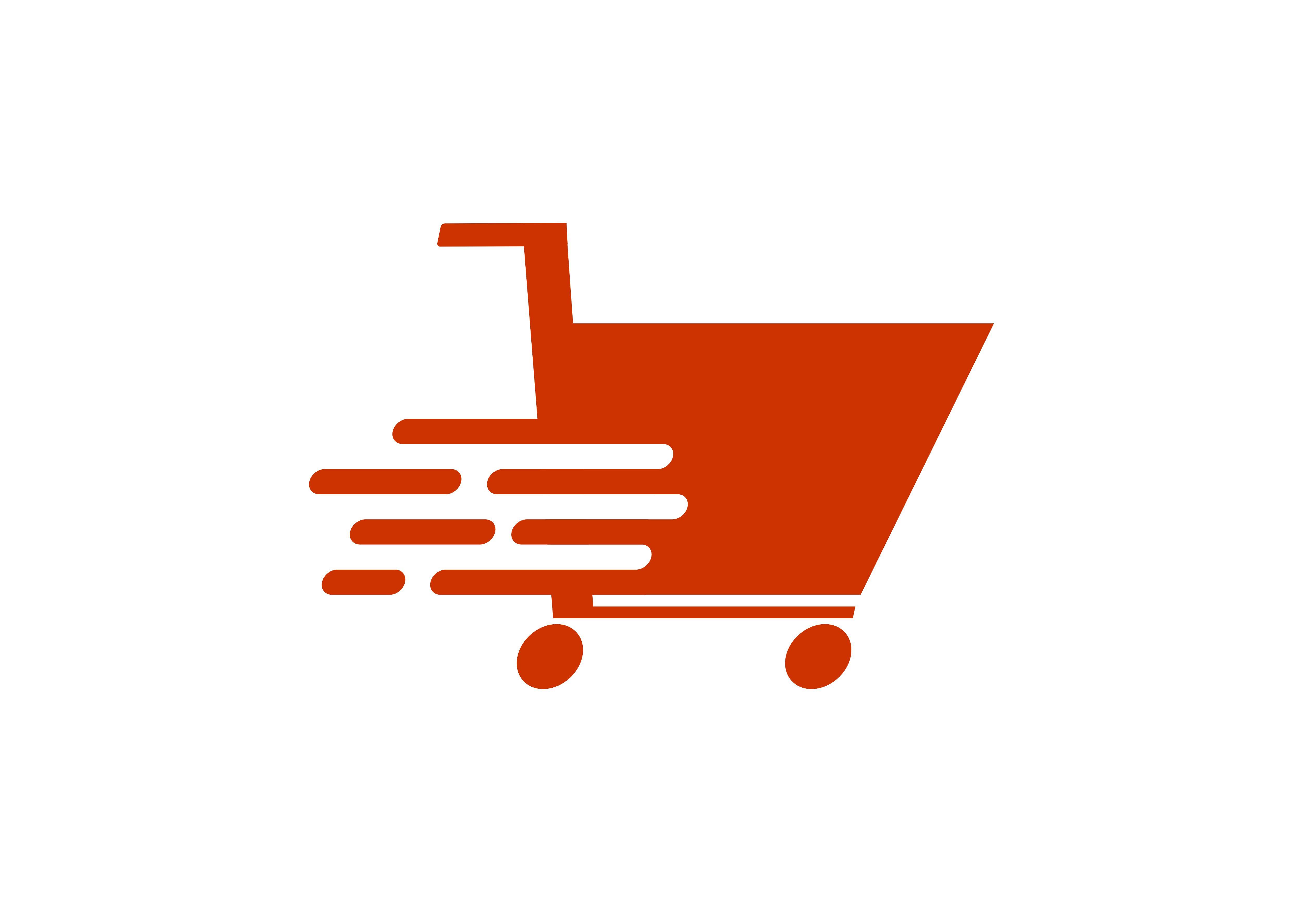 Shopping Cart Logo.