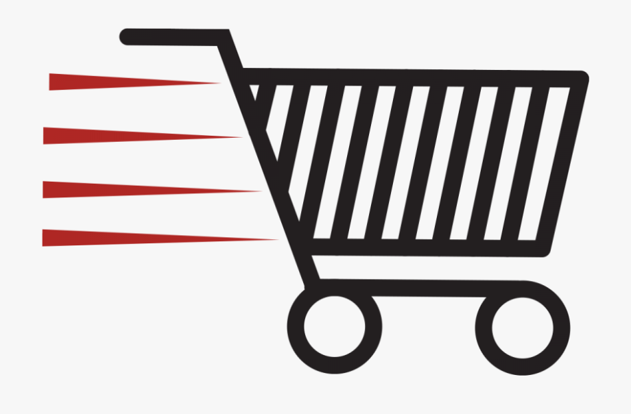 Free Download High Quality Shopping Cart Vector Png.