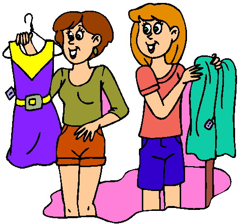Shopping clip art free clipart images 6.