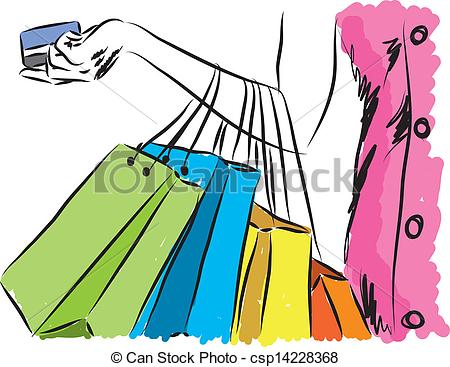Shopping Clip Art Free.