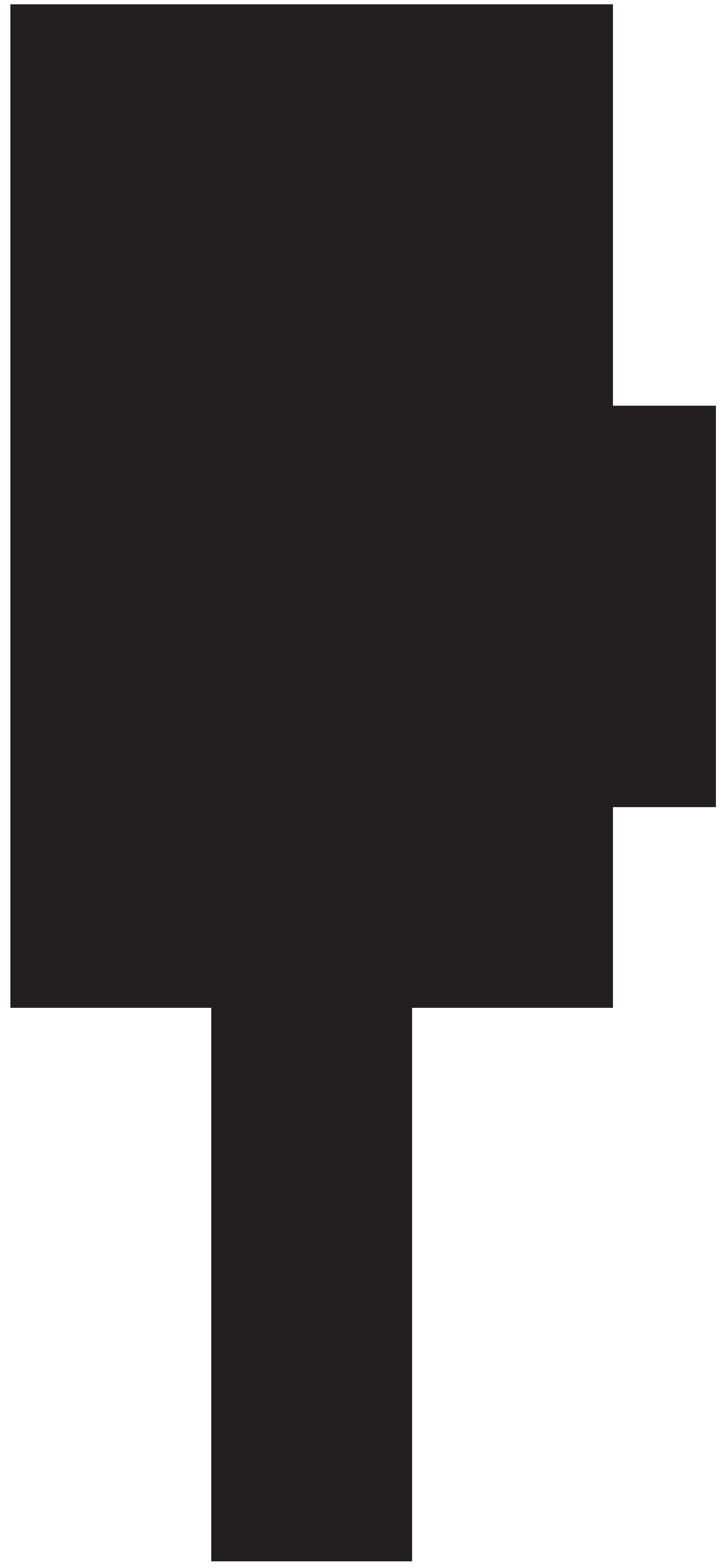 Silhouette Woman Clip art.