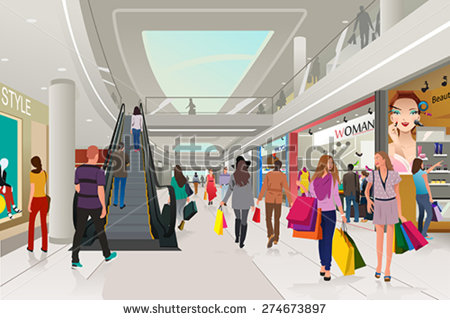 Vector clipart shopping mall free vector download (4,673 Free.