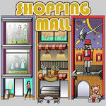 Shopping mall clipart free.
