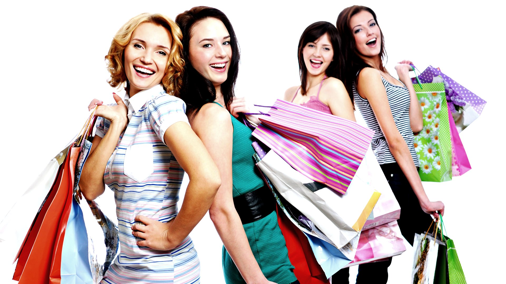 Girls Shopping PNG HD Transparent Girls Shopping HD.PNG.