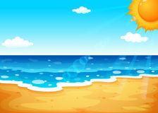 Shorelines Stock Illustrations.