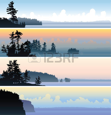 2,072 Shorelines Stock Vector Illustration And Royalty Free.