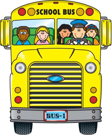 Short bus clip art clipart.
