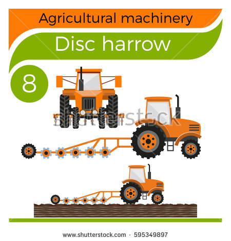Agricultural Machinery Stock Images, Royalty.