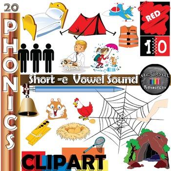 Phonics Clipart.