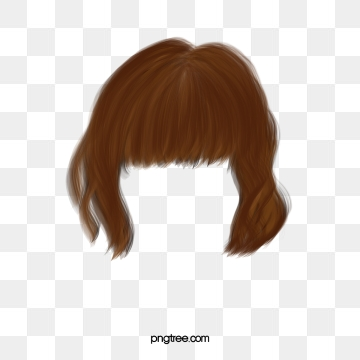 Short Hair Png, Vector, PSD, and Clipart With Transparent.