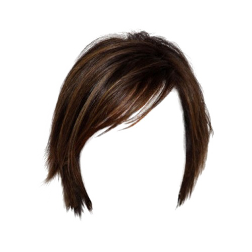 Download Free png Short Hair PNG Photo.
