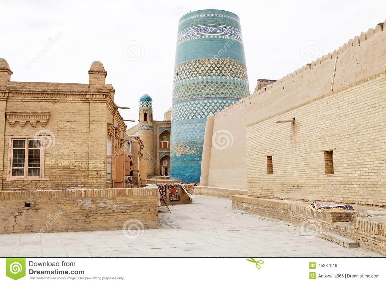 Uzbekistan Stock Photo.
