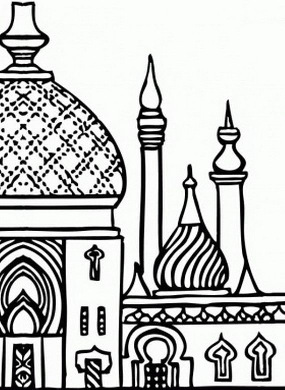 1000+ images about Mosque Illustration on Pinterest.