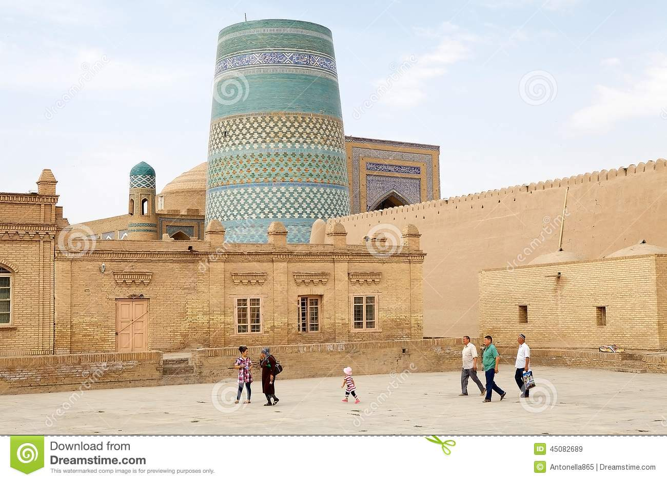 Uzbekistan Editorial Stock Image.
