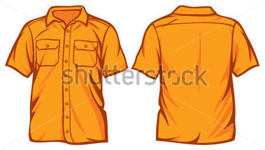 Gallery For > Short Sleeve Dress Shirt Clipart.