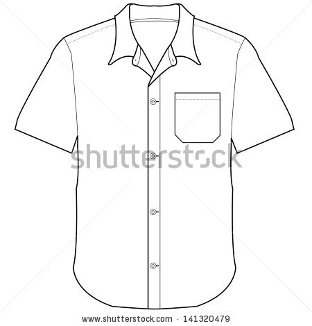 Short Sleeved Stock Images, Royalty.