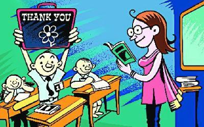 Delhi government hires 6,000 teachers to fill shortage in schools.