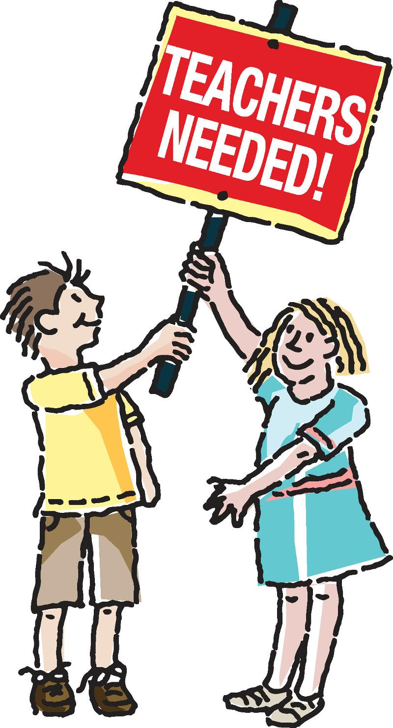 Teacher shortage, Teaching and Teacher resources on Pinterest.