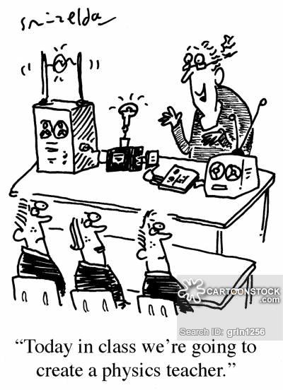 Teacher Shortage News and Political Cartoons.