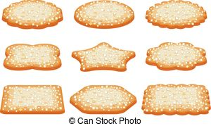 Shortbread Vector Clipart EPS Images. 134 Shortbread clip art.