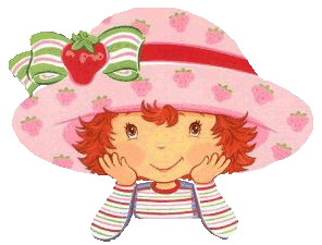 Strawberry shortcake Clip Art.