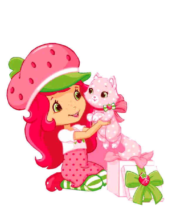 Strawberry shortcake clip art free.
