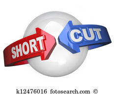 Shortcut Illustrations and Clipart. 600 shortcut royalty free.