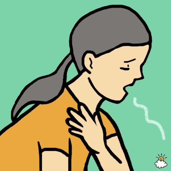 Shortness of breath clipart 4 » Clipart Station.