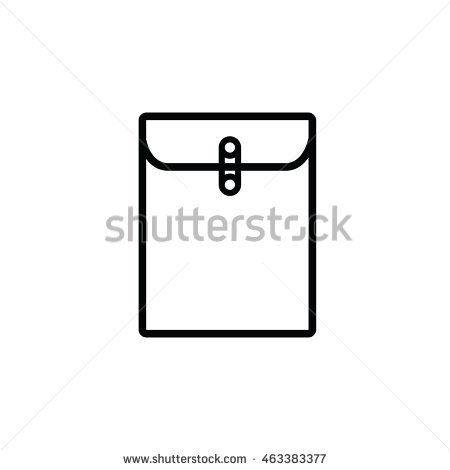 Mens Shorts Icon Outline Style Isolated Stock Vector 468912473.