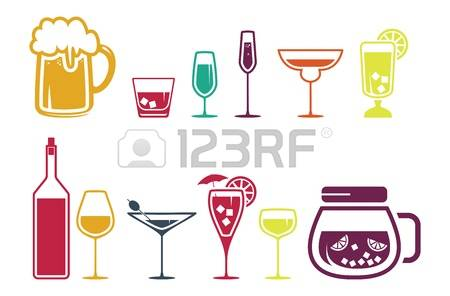 clipart drinks alcohol #13