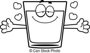 Shot glass Stock Illustration Images. 11,972 Shot glass.