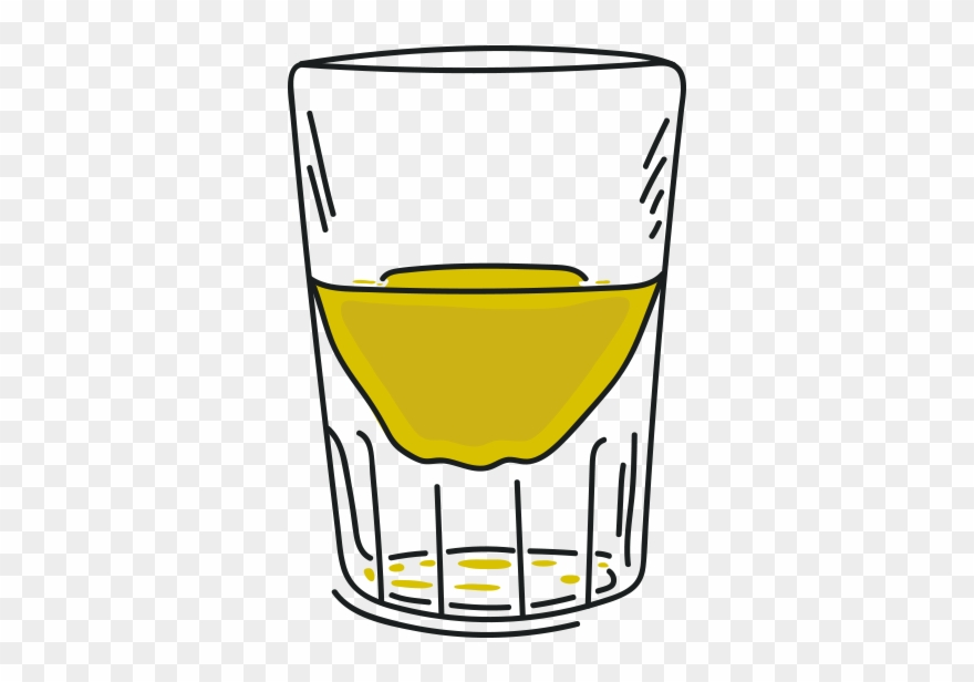 Royalty Free Empty Whiskey Glass Clip Art, Vector Images.