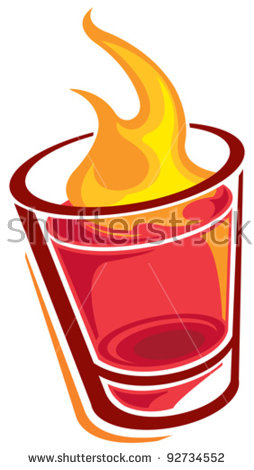 Shot Glass Stock Images, Royalty.