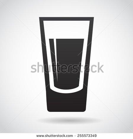 Shot Of Liquor Clipart.